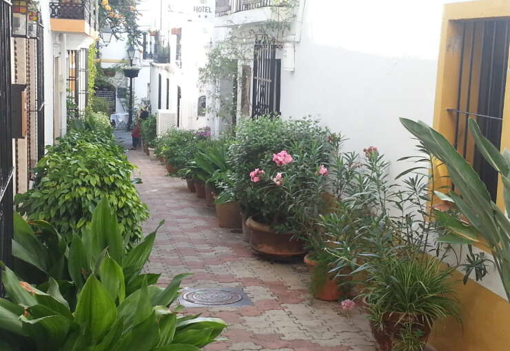 Calle Montenebro