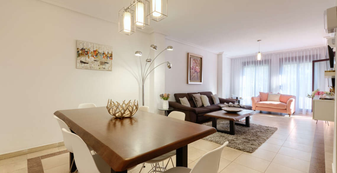 Luxury 2 Bed Apartment in La Maestranza, Puerto Banus